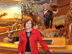 Springfield Museums' Sara Orr To Retire After 30-year Career Promoting Quadrangle