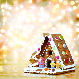 Museums Seeking Entries In 2012 Gingerbread House Competition