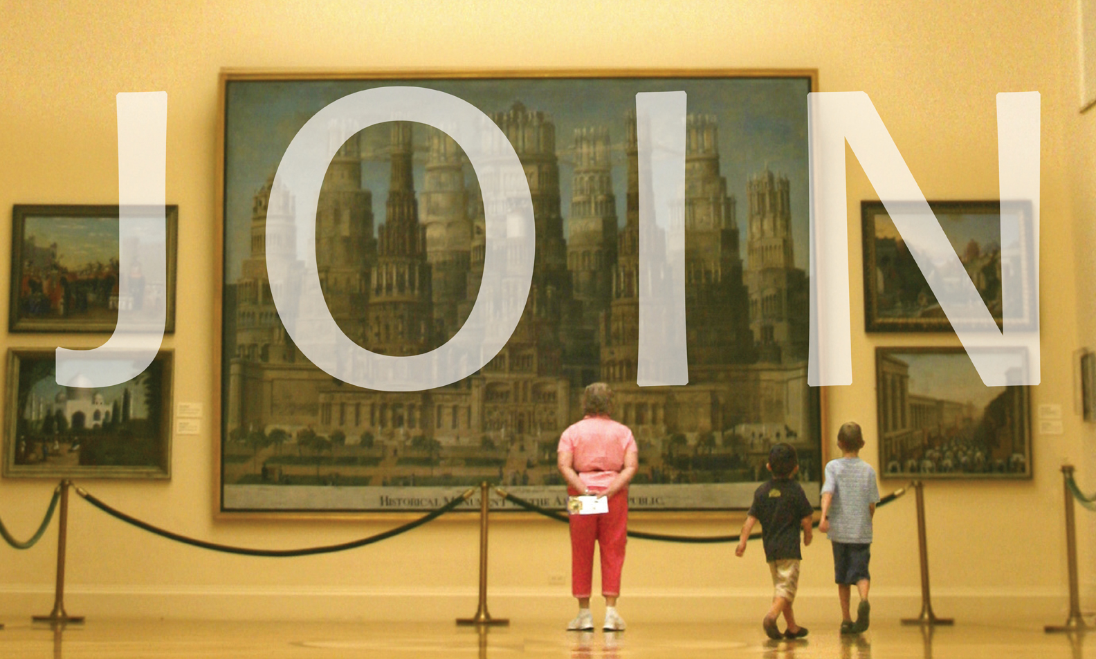 Join the Museums