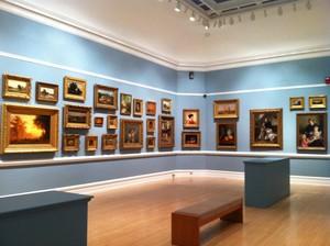 American Paintings Salon