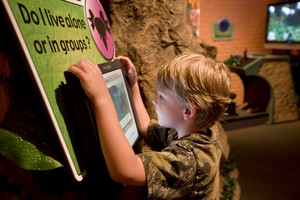 Be the Dinosaur and Dinosaur Dig Lab at the Springfield Science Museum