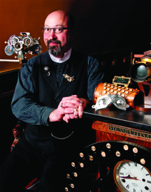 NEPR Podcast – An Ode To 19th And 20th Century Ingenuity Via Steampunk Springfield