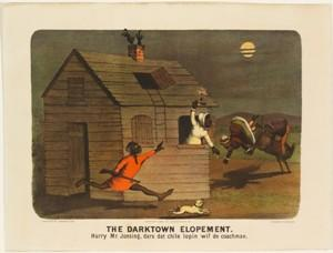 Lecture To Examine Depictions Of African Americans In Currier & Ives Prints