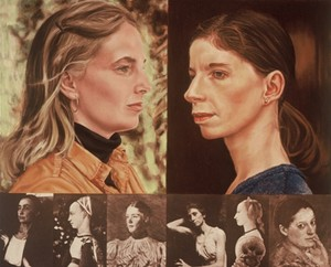 Echoes: Portraits of the Female Spirit at the Michele & Donald D'Amour Museum of Fine Arts