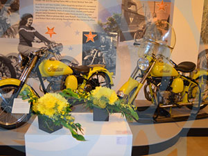 Festival of Flowers 2014 - Wood Museum of Springfield History at the Lyman & Merrie Wood Museum of Springfield History