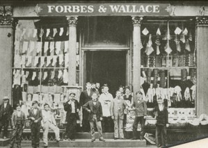 Forbes and Wallace Photograph from Downtown Springfield