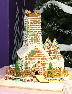 Gingerbread Fairy Tales Exhibition & Competition at the Springfield Science Museum