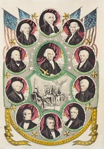Hail To The Chief: Power, Politics And Presidents Portrayed By Currier & Ives