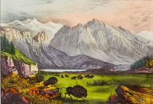 Imagining the Frontier: Landscape and Hunting Scenes of the American West at the Michele & Donald D'Amour Museum of Fine Arts