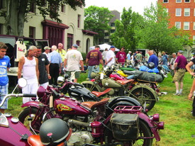 Indian Motocycle Day Returns!