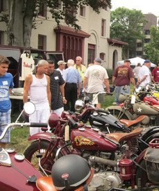 Museums Mark Fifth Annual Indian Motocycle Day