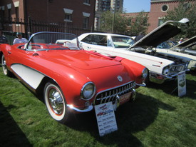 Museums To Host 10th Anniversary Car Show