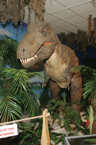 Life Through Time: Dinosaurs And Ice Age Mammals At The Springfield Science Museum