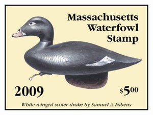 Massachusetts 2010 Waterfowl Stamp Competition at the Springfield Science Museum