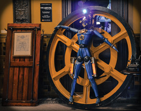 "Museums To Unveil ""Steampunk Springfield"""