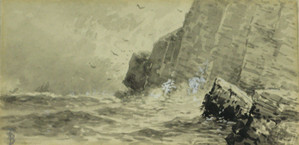 Of Land and Sea: Alfred Thompson Bricher and William Trost Richards at the Michele & Donald D'Amour Museum of Fine Arts