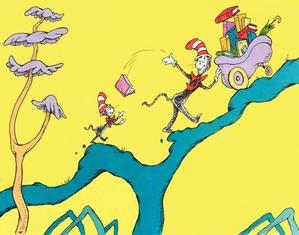 Seuss Exhibit Extended