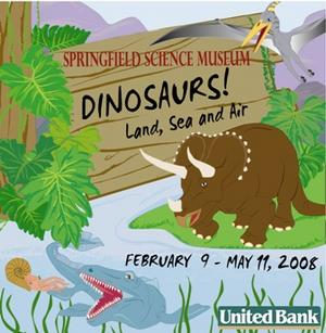 Dinosaurs Are Back! – 2008