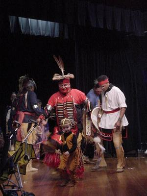 Native American Pow Wow  – 2006