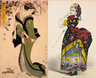 Prints for the People: Japanese Ukiyo-e and Currier & Ives at the Michele & Donald D'Amour Museum of Fine Arts