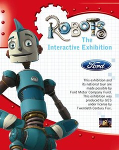 Robots: The Interactive Exhibition at the Lyman & Merrie Wood Museum of Springfield History