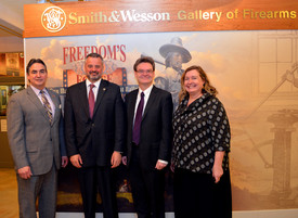 Springfield Museums Announce Major Gift From Smith & Wesson