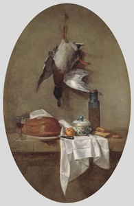 Still Life, 18th Century French Painting