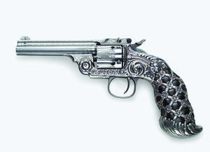 Tiffany-Engraved Firearms at the Lyman & Merrie Wood Museum of Springfield History