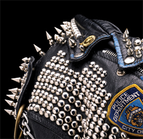 Worn to Be Wild: The Black Leather Jacket at the Michele & Donald D'Amour Museum of Fine Arts