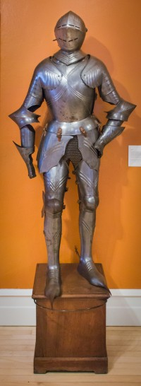 European Suit of Armor