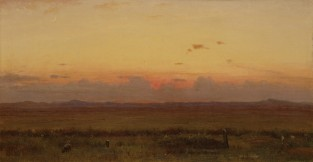 Lonely Graves On The Colorado Plains, Worthington Whittredge