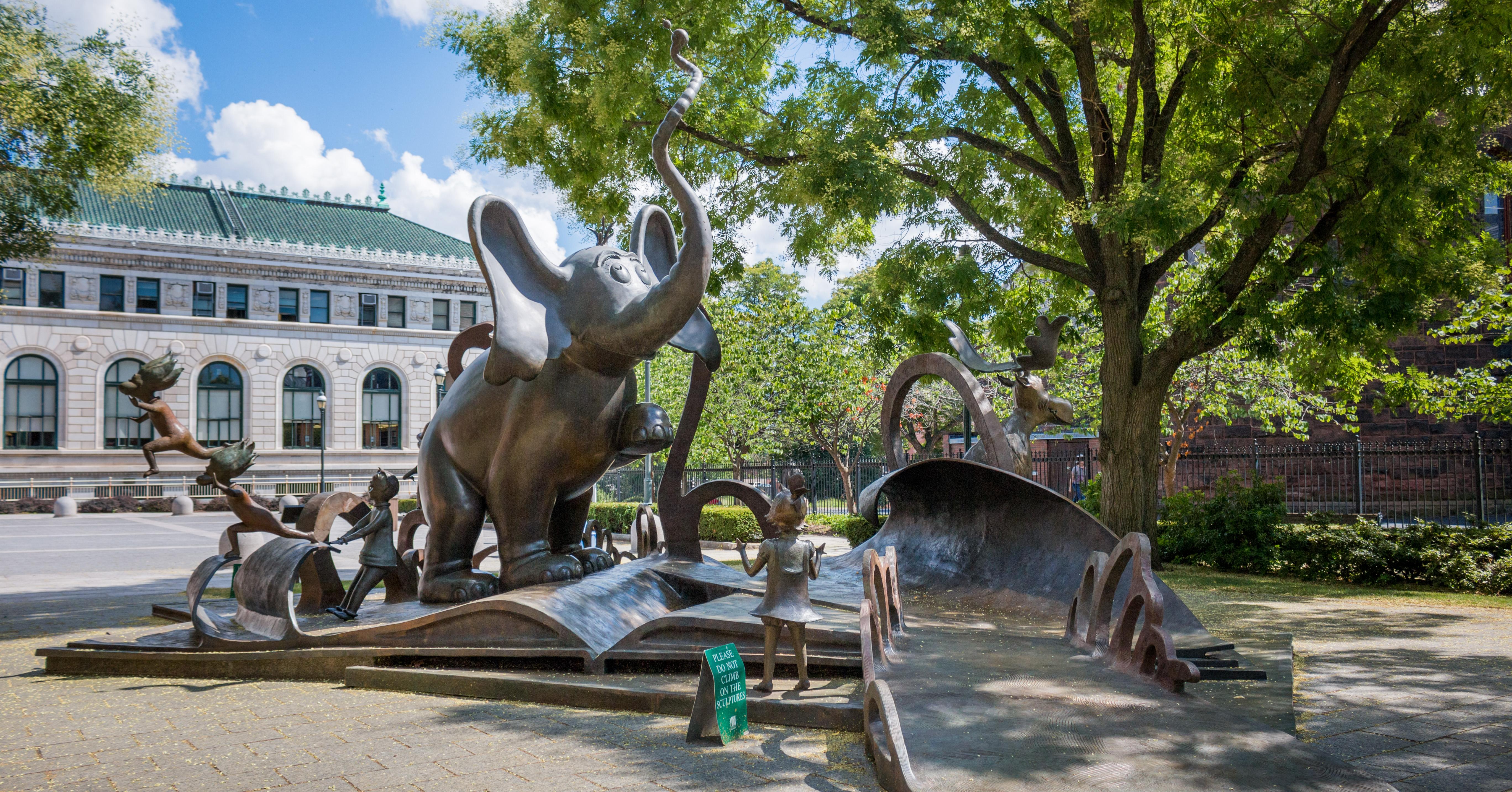 Inside The Creation Of The Dr. Seuss National Memorial Sculpture Garden