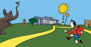 The Amazing World Of Dr. Seuss Museum (Coming Soon)