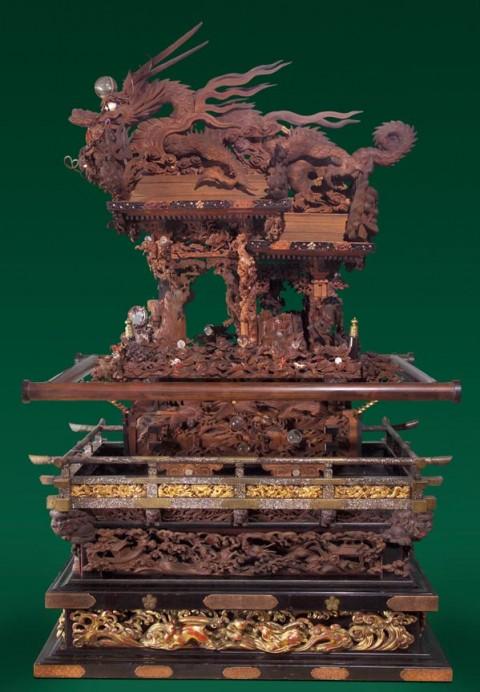 Shinto Wheel Shrine, Genso Komatsu