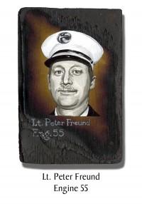 Portrait of Peter Freund