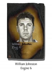 Portrait of William Johnston