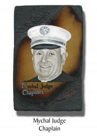 Portrait of Chaplain Mychal Judge