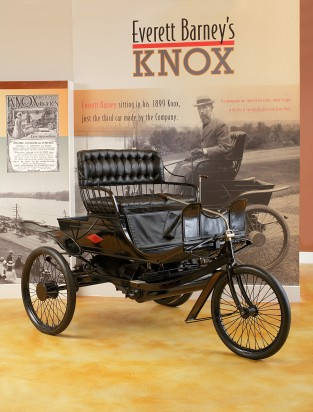 1899 Knox Automobile, Knox Automobile Co., Springfield, MA