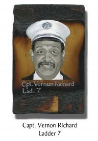 Portrait of Captain Vernon Richard