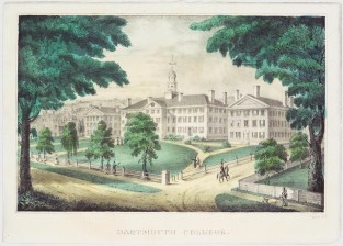 Dartmouth College, Nathaniel Currier