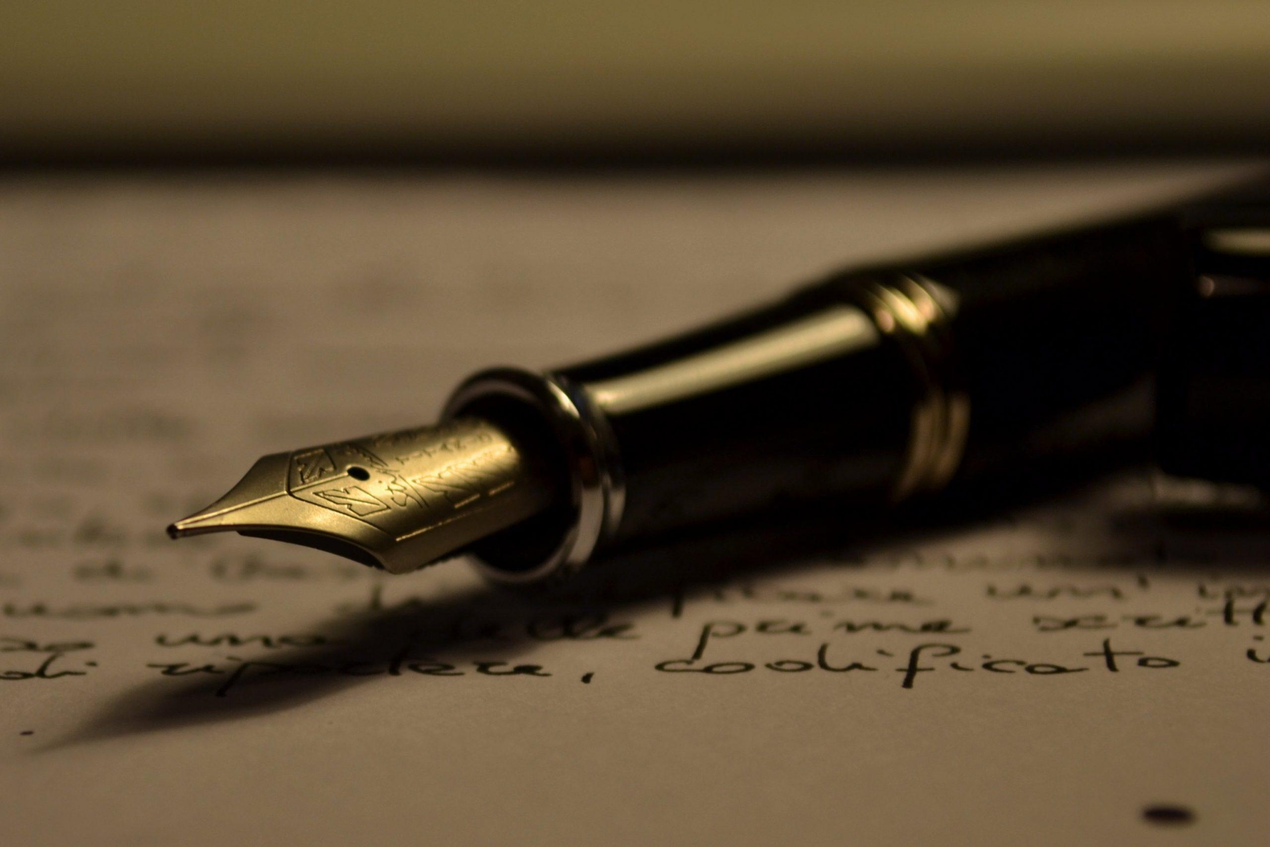 Intermediate Creative Writing & Memoir