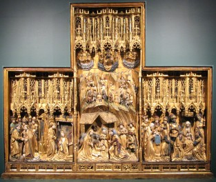 Fuentes Retable (Altarpiece), Unknown Hispano-Flemish Artists