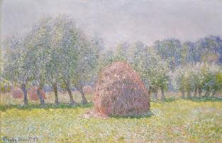 Grainstack, Claude Jean Monet