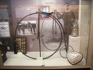 Hi-Wheel Bicycle