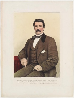 John C. Heenan, Champion Of The World., Currier & Ives
