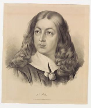 John Milton, Currier & Ives