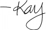 Kay Simpson's Signature