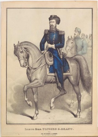 Lieut. Gen. Ulysses S. Grant, Currier & Ives