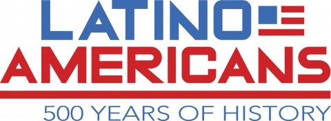 Linto Americans: 500 Years of History Logo