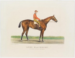 Luke Blackburn. By Bonnie Scotland, Dam Nevada, Currier & Ives